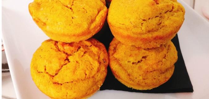 Muffin salati alla zucca, ricetta vegetariana 1