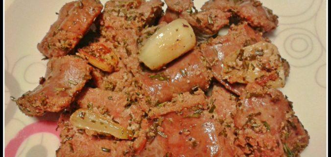 Ricette di carne, raccolta di ricette