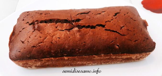 Plumcake al cioccolato e caffè, ricetta senza uova 1